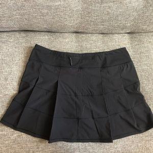 Lululemon 10 Tall Pace Rival Running Skirt